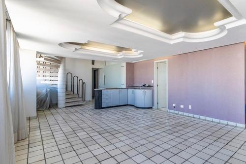 Imagem 1 de 30 de Cobertura Com 3 Quartos À Venda, 225 M² Por R$ 1.098.000 - Boa Viagem - Recife/pe - Co0021