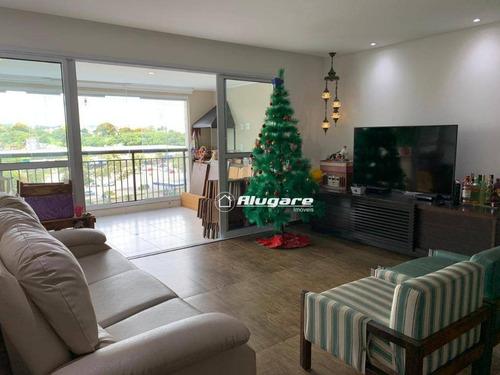 Apartamento Com 4 Dormitórios À Venda, 154 M² Por R$ 1.431.000,00 - Jardim Flor Da Montanha - Guarulhos/sp - Ap3533
