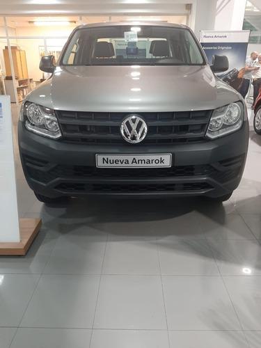 Volkswagen Amarok Trendline 2.0 Retiro Con $800.000 Lm