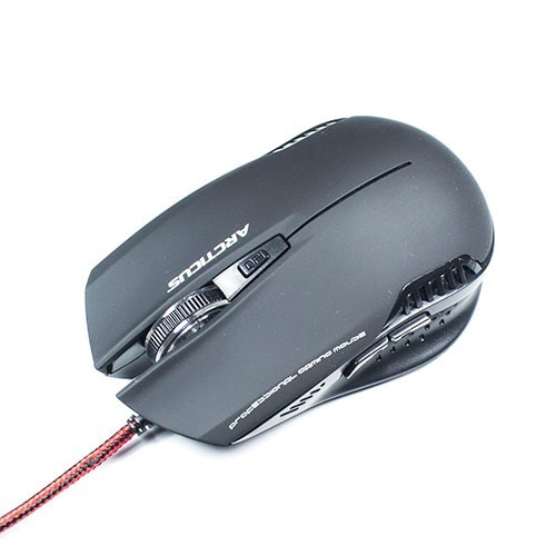 Kit 10 Mouses Gamer 3000dpi Usb 6 Botões Arcticus Am300