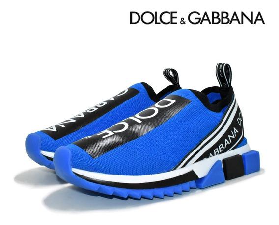 Tênis Dolce E Gabbana Sorrento Lançamento Promoção Frete Off