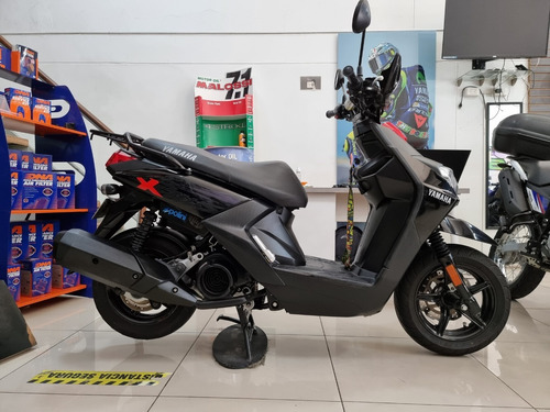 Yamaha Bws X 125 Fi 2017
