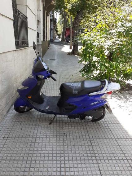 Remato Mi Suzuki An 125 24 Mil Km. (me Voy Del Pais)