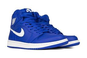 Tenis Nike Jordan 1 Azules Para Hombre