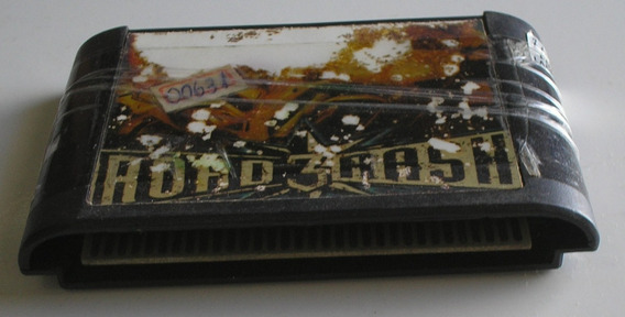 Ecco Jr (golfinho) Mega Drive Paralela Usada (label Errada)