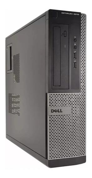 Cpu Dell Optiplex 3010 Intel Core I3 4gb Hd250 Win 10