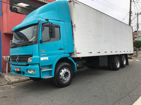 Mb Atego 1718 Truck Bau 2006