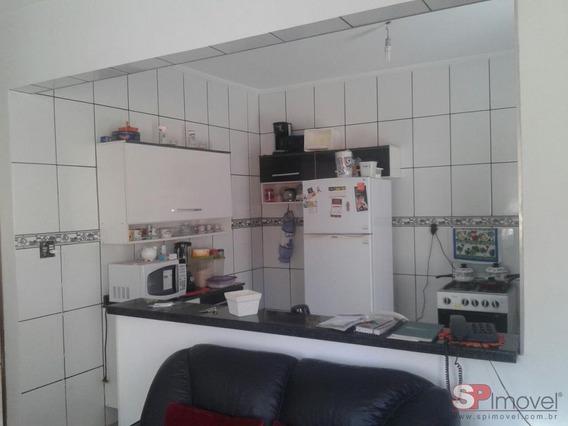 Casa Para Venda Por R$175.000,00 - Santa Eugenia, Mongaguá / Sp - Bdi18645