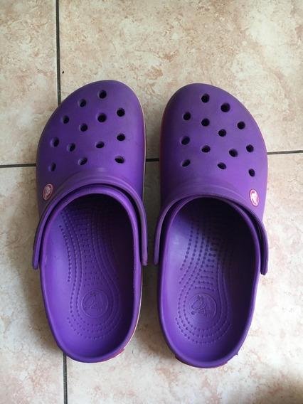 Crocs Talle 39 Poco Uso