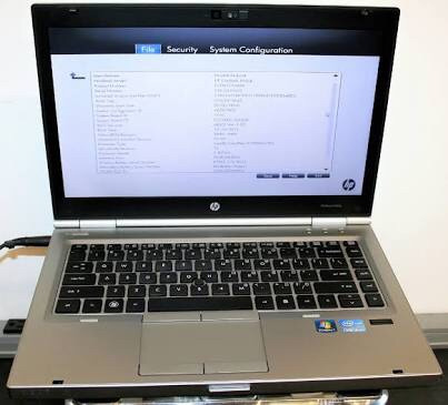 Notebook Hp Elitebook I5 2.4ghz 4gb Windows 7 Pro Vitrine