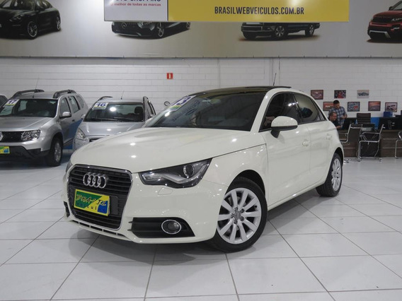 Audi A1 1.4 Sportback Attraction Gas. Aut. S-tronic C/ Teto