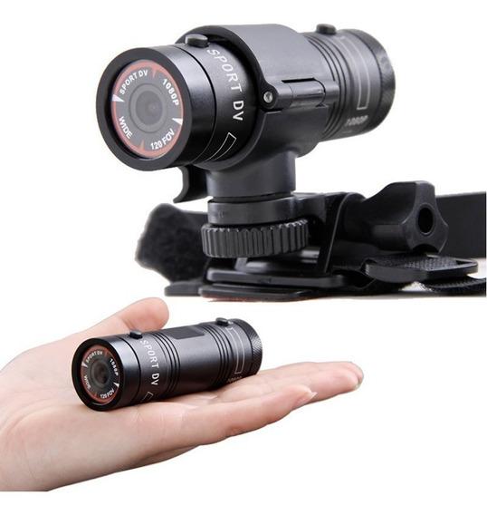 Mini Câmera Sport Ação 1080p Full Hd