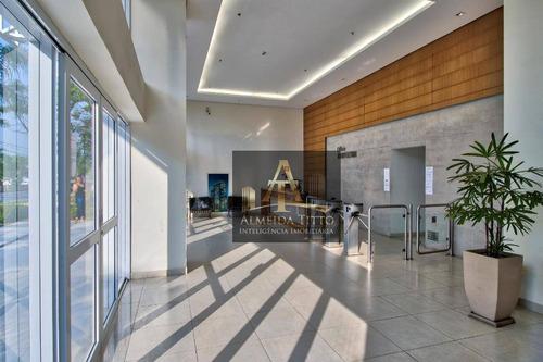 Excelente Sala Comercial À Venda Em Barueri/sp  Edifício Office Innovation  Área 37,88 M² - Oportunidade! - Sa0516