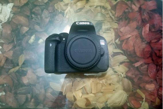 Canon T5i + 18-55mm + S10 32gb + 2 Baterias + Tripé 1,60m