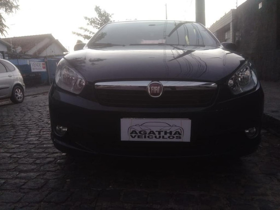 Fiat Grand Siena Attractive 1.4 Flex Abaixo Da Tabela