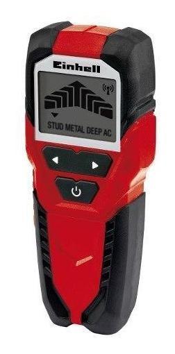 Detector Digital 50 Tc-md 50, Color Rojo C/ Negro