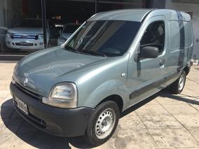 Renault Kangoo Express 1.9 Ex. Rld Confort Aa 2007 Furgon