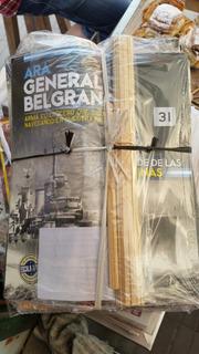 Arma El Ara General Belgrano- Salvat-varios Fasciculos