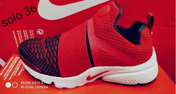 compresión seré fuerte Surgir  Zapatillas Nike Air Presto Extreme - Zapatillas Rojo en Mercado Libre  Argentina