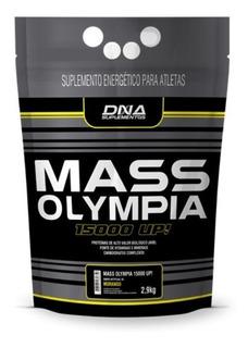 Mass Olympia 15000 Up! 2,9kg Dna - Escolher Sabor !