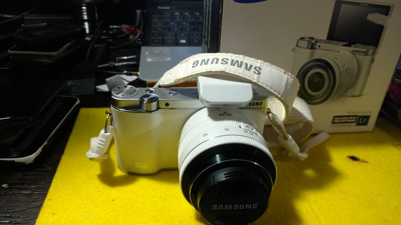 Camera Samsung Nx3000 20.3mp