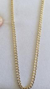 Corrente Masculina Elo Grume 60cm Ouro 18k 12x S Juros
