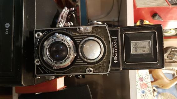 Camera Fotografica Antiga Flexaret