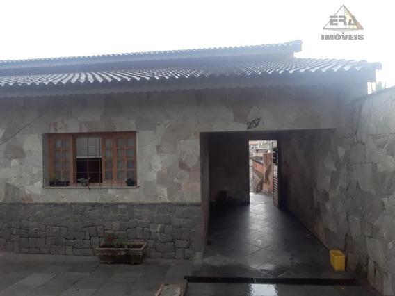 Casa Com 3 Dormitórios À Venda, 84 M² Por R$ 560.000 - Arujamerica - Arujá/sp - Ca0696
