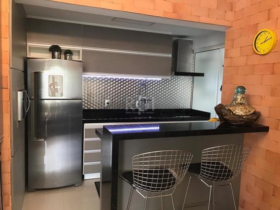 Apartamento Em Tristeza Com 3 Dormitórios - Vz5850