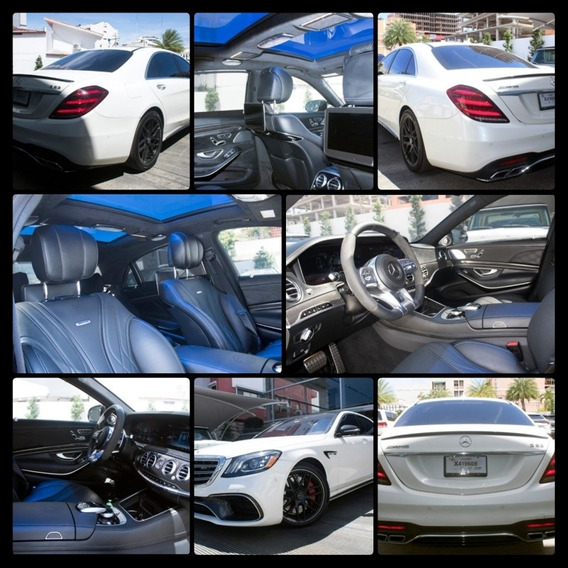 Mercedes-benz Clase S 63 Amg