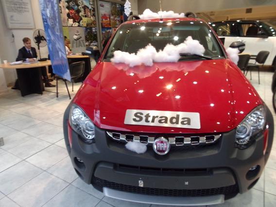 Fiat Strada Adventure 2020 Retiras Mayo 270mil Y Cuotas