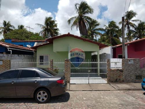 Casa Em Condomínio À Venda - 120m² - Cohabinal - Parnamirim - Ca0184