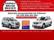 Alquiler De Autos Y Camionetas Sin Chofer - Rent A Car