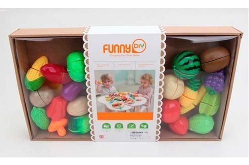 Set De Frutas Y Verduras 1761582 Envio Full