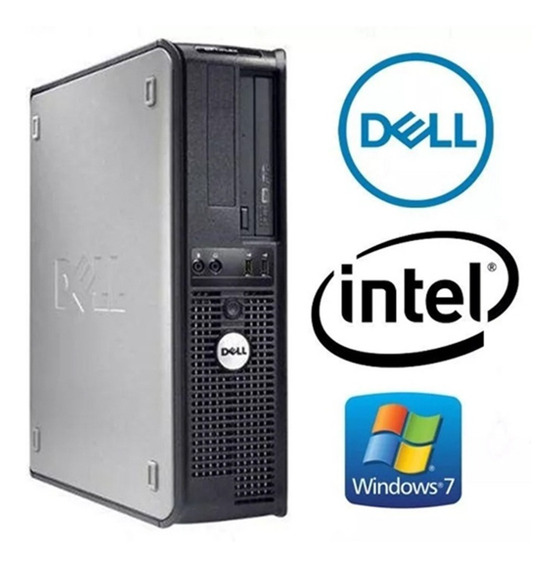 Cpu Dell Optiplex 320/330 Core 2 Duo 2.3ghz 80 Hd 1gb Ram