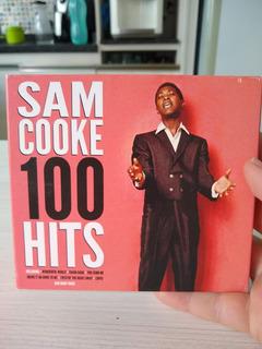 Sam Cooke - 100 Hits, Box 4 Cds Frete Free