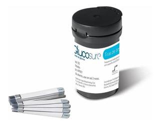 Caixa Com 25 Tiras Para Monitor De Glicemia Glucosure