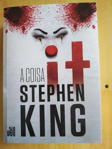 Livro It - A Coisa, Stephen King