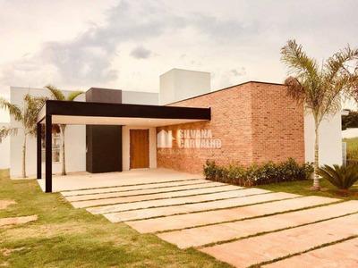 Casa À Venda No Condomínio Terras De Mont Serrat Em Salto - Ca7117