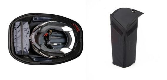 Forração Nmax Yamaha Kit Premium + 1 Forro Guidão Acessório
