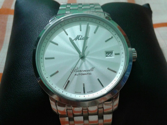 Reloj Mido Automatico Baroncelli