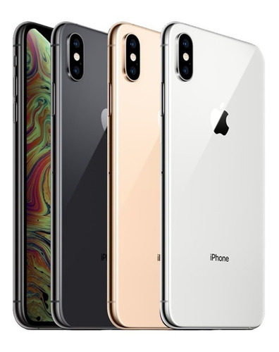 iPhone XS Max 64gb Original Apple Garantía 1 Año - Urumarket