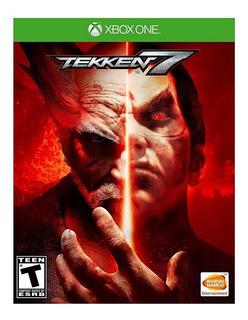 Tekken 7 Xbox One Fisico Nuevo Sellado Envio Gratis