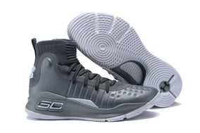 Tenis Under Armour Curry 4 Cool Grey Original