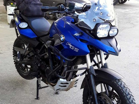Bmw F700 Gs Motor Bi 800cc Inmaculada!