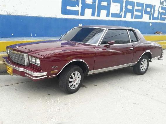 Chevrolet Montecarlo Original