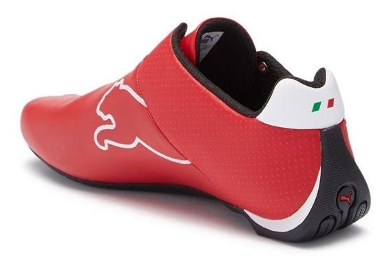 Tenis Puma Ferrari Future /- Talla # 25.5 Al 28