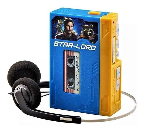 Marvel Guardianes De La Galaxia 2  Toy Star Lord's  Walkman