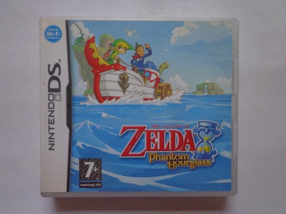 The Legend Of Zelda: Phantom Hourglass Ds