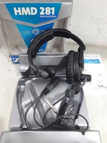 Sennheiser Hmd 281 Single Sided Headset Fone